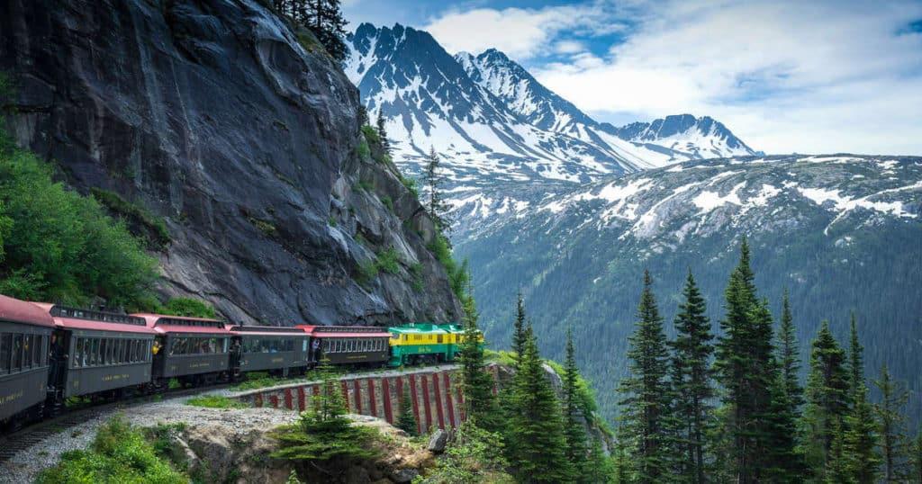 Visiting Places at Alaska