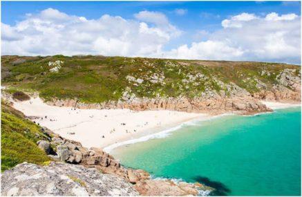 UK Holiday Beach