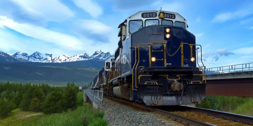 Travel in USA by Train