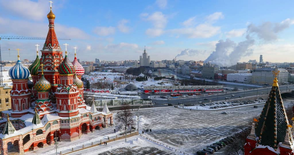 Moscow Travel Guide
