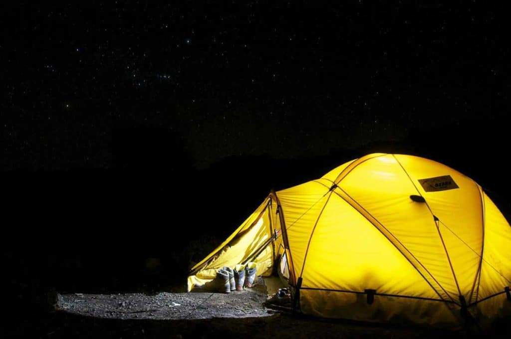 Best solar powered gadgets for camping
