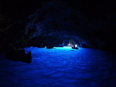 Blue Grotto Italy bookonboard italy things to do