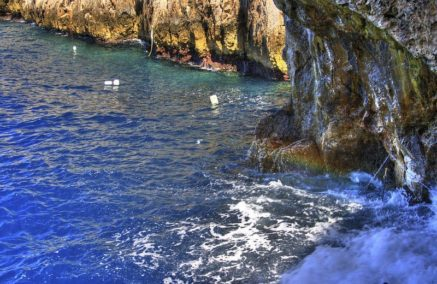 Blue Grotto Italy Bookonboard guide to italy