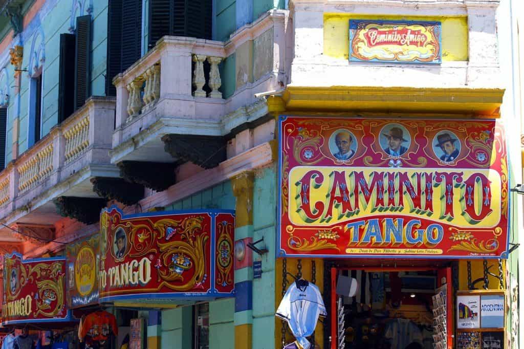 Caminto Buenos Aires Argentina bookonboard guide