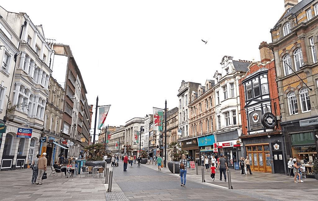 Cardiff Top Places to Visit UK