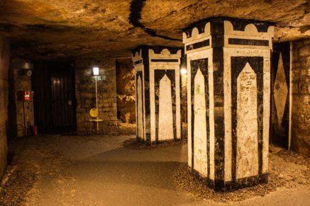 catacombs of paris things to di bookonboard