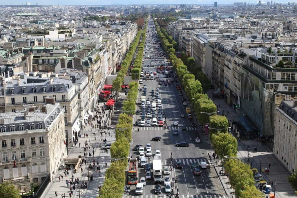 des champs elysees things to do in paris bookonboard