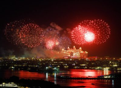 Top 10 Things to do in Dubai New Year 2021