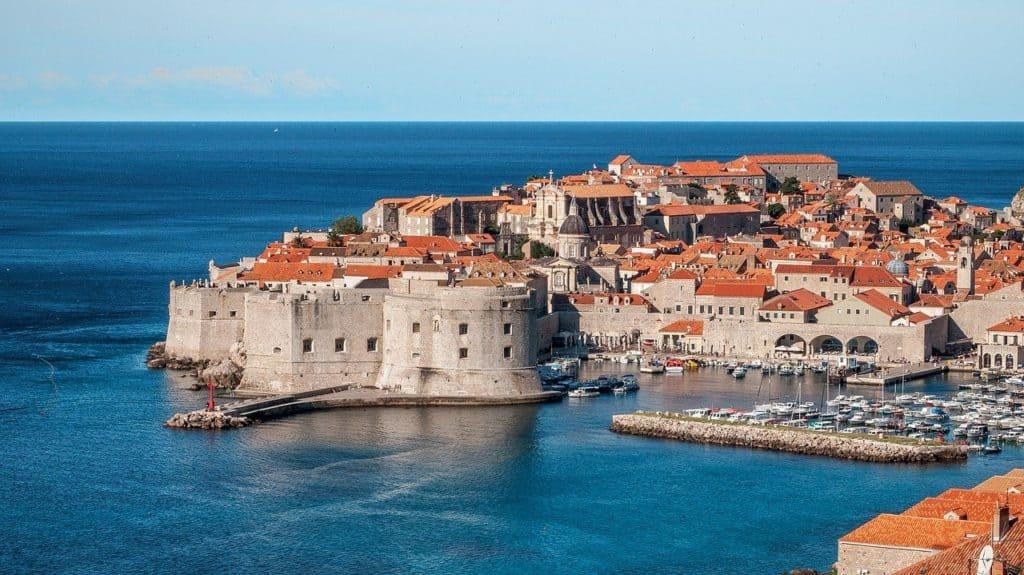 Dubrovnik Croatia bookonboard guide King's Landing