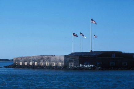 Fort Sumter National Monument bookonboard guide to south carolina