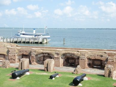 Fort Sumter National Monument bookonboard guide to south carolina fort