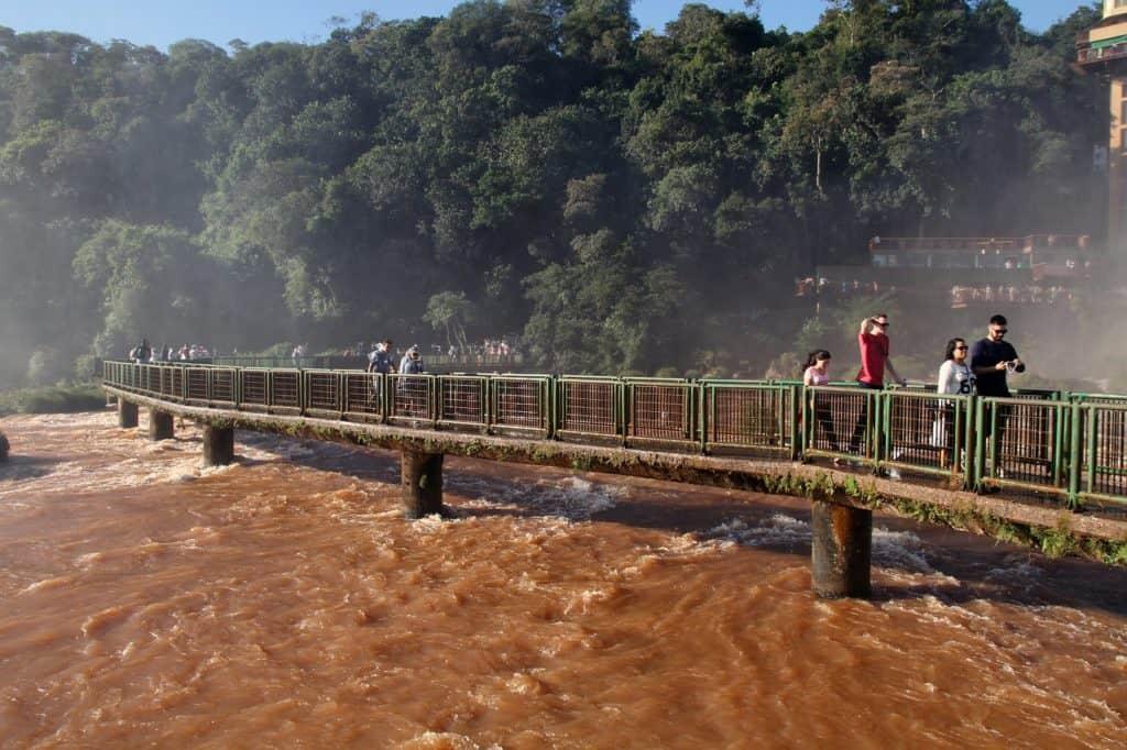 Iguazu Falls Runaway Argentina bookonboard travel