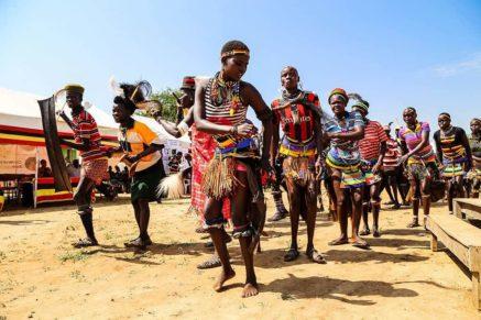 Karamajong Dance Uganda