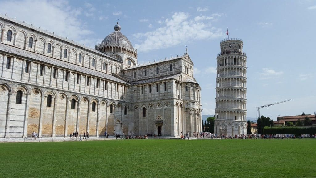 Leaning Tower of Pisa Italy bookonboard things to do