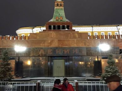 Lenin Mausoleum things to do in Moscow