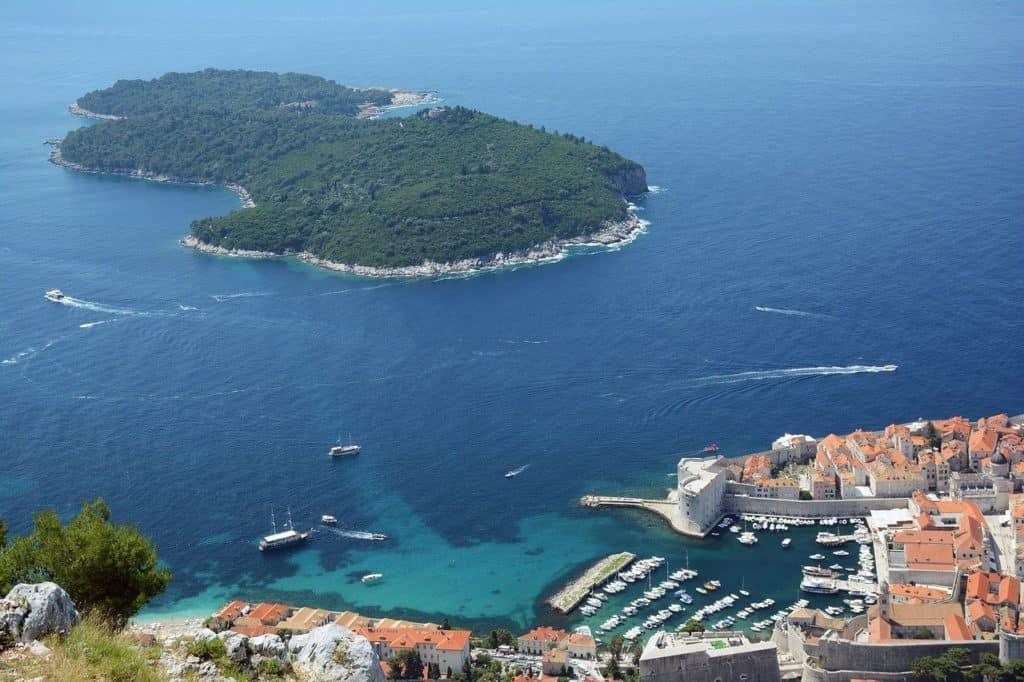 Lokrum Island Dubrovnik Croatia bookonboard guide things to see croatia