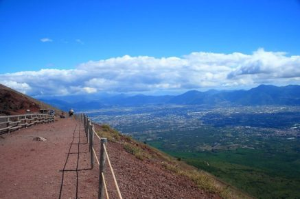 Mount Vesuvius Trail Italy bookonboard things to do