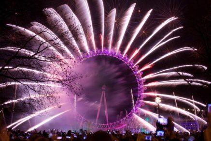 New Year UK