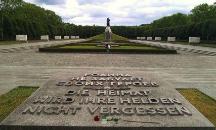 Treptower Park Berlin Germany bookonboard travel guide to berlin germany landmark