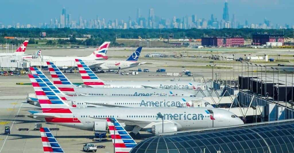 American Airlines Carry On Size