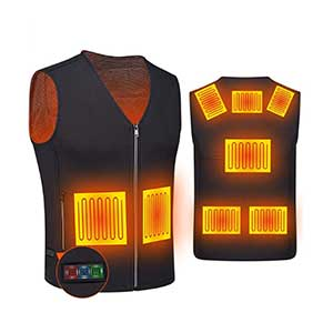 DOACE Upgraded Heated Vest , DOACE Upgraded Heated Vest Review