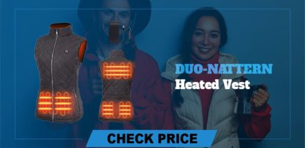 duo-nattern Best Heated Vest Guide and Reviews 2021