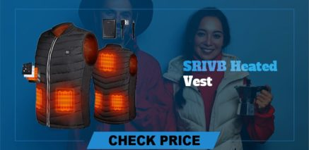 SRIVB Heated vest Best Heated Vest Guide and Reviews 2021