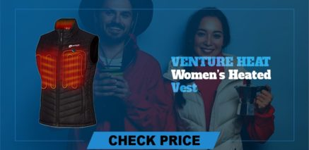 Venture Heat women's heated vest Best Heated Vest Guide and Reviews 2021