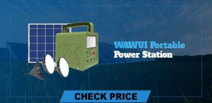 WAWUI Portable Power Station best  portable power generators 2021