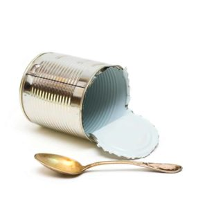 Method 1 Use a spoon
