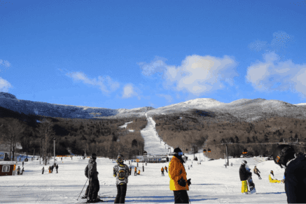25 best things to do in Stowe VT Stowe Mountain resort skiing