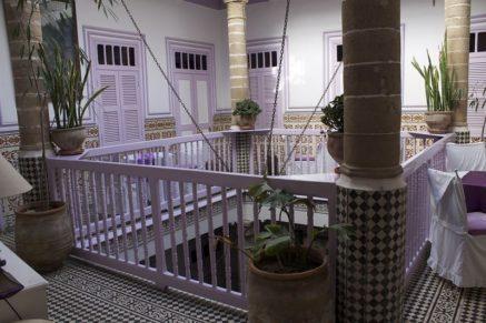 riad hotel morocco bookonboard